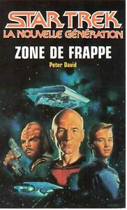 Peter David - Zone de frappe  - Star Trek 41 - Fleuve Noir