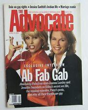 Advocate  National Gay & Lesbian News Magazine Apr 96 J. Savitch's Lesbian Life