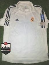 Maglia Real Madrid Centenario 1902-2002  Ronaldo Zidane Figo Calcio Retro Vintag