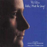 Phil Collins CD Hello, I Must Be Going! - Germany