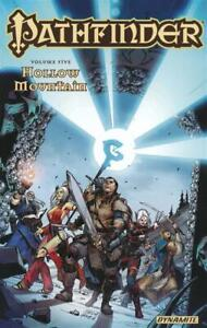 Pathfinder Volume 5 Hollow Mountain Softcover Graphic Novel