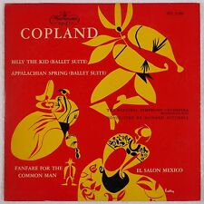 COPLAND: Billy the Kid / Appalachian Spring WESTMINSTER WL 5286 NM