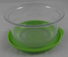 Tupperware C 35 Tafelperle gr. Tafelfeine Schüssel 450 ml Klar Hellgrün Grün Neu