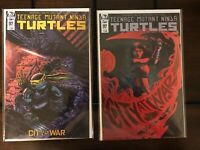 TEENAGE MUTANT NINJA TURTLES TMNT #97 COVER A & B Eastman & Wachter IN HAND Lot
