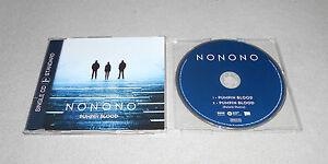 Single CD  Nonono - Pumpin Blood  2.Tracks  2013  114