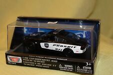 Motor Max #74312 2011 Dodge Charger Pursuit US Promo Police Car