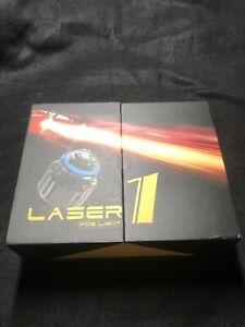 Laser LED for 9005/HB-4, 9006/HB3 Fog/high Beam Light, Very Easy To Install!