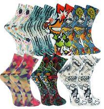 5er Pack s.Oliver Fun Socken verschiedene Designs gemischt