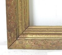 ANTIQUE GREAT QUALITY GILT FRAME FOR PAINTING  20 X 16 inch (1 OF 2 )
