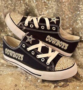 Dallas Cowboys Womens Shoes