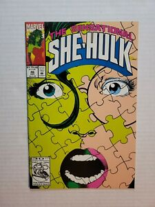 The Sensational She-Hulk #46 (7.0, FN/VF) * 1 Book Lot *