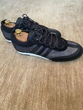 Adidas Y3 Yamamoto Schuhe Boxing Gr. 42, Schwarz