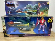 Masters Of The Universe Origins Prince Adam Sky Sled Mattel New for 2020