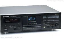 PIONEER CT-S820S High-End Cassette Tape Deck Top-Zustand! Serviced+1j.Garantie!!