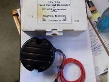 Harley Generator Regulator, Solid State, 65A, Electric Frank
