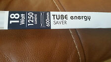 Tubo Fluorescente De Luz Blanca Fría 18 vatios 2ft - 600mm - 1250 Lúmenes-un tipo de voto