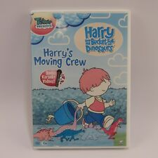 Harry and His Bucket Full of Dinosaurs DVD Harry's Moving Crew Animated Episodes