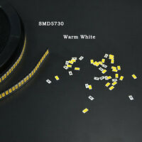 100pcs High Power 0.5W SMD/SMT 5730 LED Cool/Warm White Energy Efficient Chip