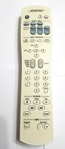 Bose Lifestyle REMOTE Only For 35 Series Perfect condition 100% Functional