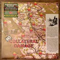 Various - Collateral Damage LP [Vinyl New] Limited Ed. Punk LP + Bonus 45 RSD