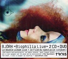 Björk : Biophilia Live (2 CD + DVD)