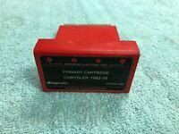 (LotC) Snap-on Scanner MT2500-1393 Chrysler 1983 thru 1993 Primary Cartridge