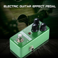 KOKKO FOD3 True Bypass Overdrive Guitar Effetto Pedal Portable Green I4X9