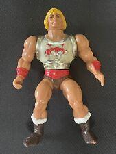 Flying Fists He-Man Masters of Universe Vintage Mattel MOTU 1985 Action WORKS