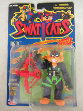 Swat Kats Razor 6'' Action Figure Sealed MOC Remco Toys 1994 Hannah-Barbera