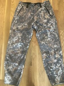 Columbia PHG Gallatin Lite Wool Blend Pants Timberwolf Digital Camo-Men M NEW
