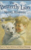 Michael Morpurgo Butterfly Lion Cassette Audio Book Virginia McKenna FASTPOST