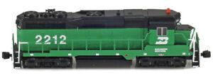 AZL 62102-3 Z Scale Burlington Northern GP30 Locomotive Cab Number 2234