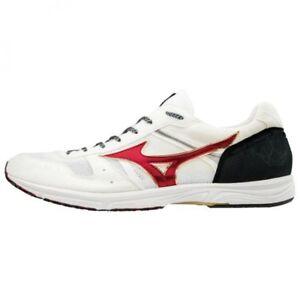 Mizuno Running Marathon shoes WAVE EMPEROR JAPAN 3 J1GA1875 White × Red