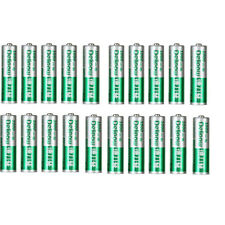 20x DLP AAA Rechargeable Battery AAA Batteries 1.2V 1000mAh Ni-MH