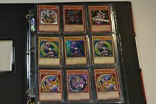 Yugioh Dark Magician Girl 3 Lot Deck Collection 40 Cards 7 Holos & Rares