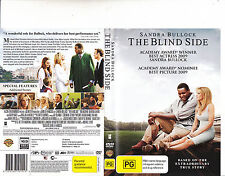 The Blind Side-2009-Sandra Bullock-Movie-DVD