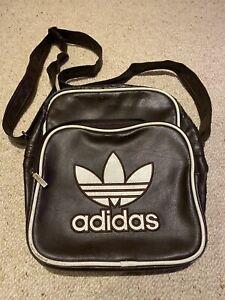 Adidas Vintage (1970's) Satchel/Cross Body Bag