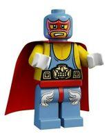 """🔥 LEGO® """"Super Wrestler"""" Series 1 Collectible Minifigure (8683) 🔥"""