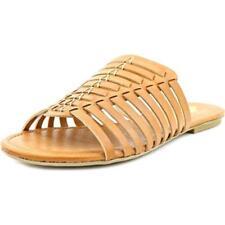Sandalias y chanclas de mujer de color principal beige sintético Talla 39