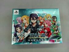 PSP Sword Art Online Infinity Moment First Limited Edition Japan import F/S