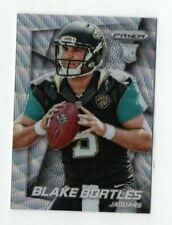 Blake Bortles 2014 Panini Prizm RC Rookie Refractor Card # 235 /99 Rams