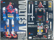 Voltes V GoDaiKin COMPLETE Bandai Popy Toei Diecast DX Shogun NM in Box 82 Japan