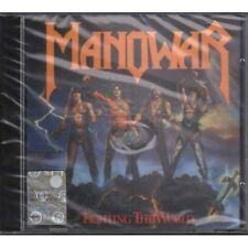 Manowar CD Fighting The World / ATCO Sigillato 0075679056320