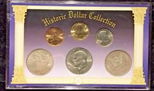United States Commemorative Gallery  Historic Dollar Collection