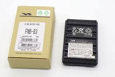 FNB-83 Batterie X Yaesu FT-60, VX-110/120/ 150/170/177/ 246 Orig.ref 100025