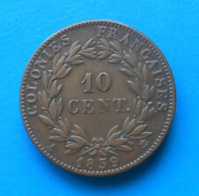 French Colonies Guadeloupe Louis-Philippe 10 centimes 1839 A km13