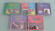 QUEEN - 10 ALBUMS 6 CD - EDICION ESPECIAL RUSA COLECCIONISTA NEW UNICA EBAY