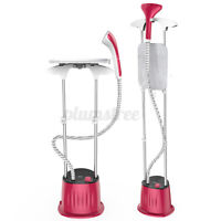 Professional Hanging For Ironing Cleaning Clothes Portable Garment Steamer 1800w