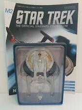 More details for eaglemoss star trek starships nx-01 mirror universe m2 iss enterprise & magazine