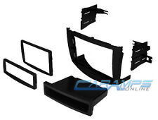 2006-2012 RAV 4 SINGLE OR DOUBLE DIN CAR STEREO RADIO DASH INSTALLATION KIT